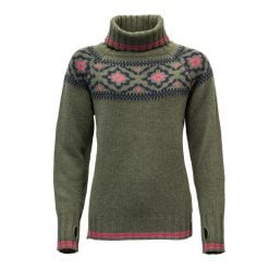 Devold ONA WOMAN ROUND SWEATER 411-390-404
