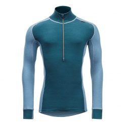 Devold WOOL MESH MAN HALF ZIP NECK 152-241-430