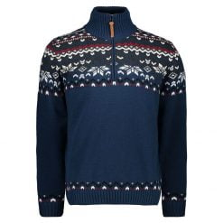 MAN KNITTED PULLOVER WP 7H87922-M943