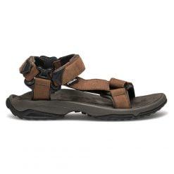 Teva Terra Fi Lite Leather Sandal M 1012072-BRN