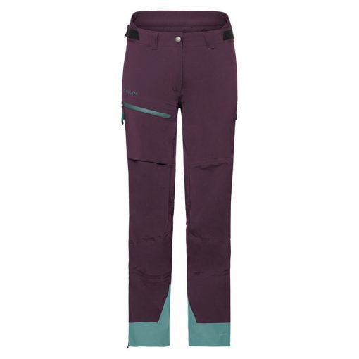 Vaude Wo Back Bowl Pants II 41168-962