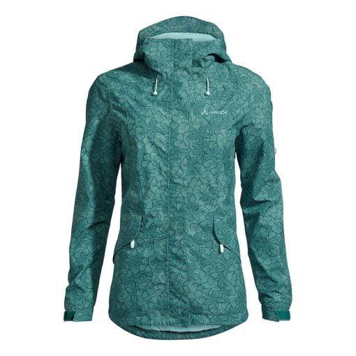 Vaude Wo Rosemoor AOP Jacket 42007-984