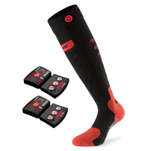 set of heat sock 5.0 toe cap 1545