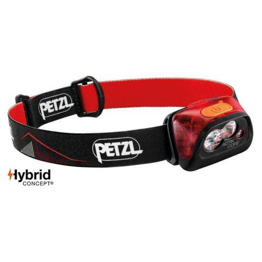 Petzl Stirnlampe Actik Core E099GA01