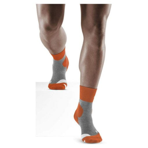 CEP CEP hiking merino mid cut socks men WP3CB4