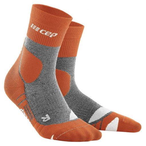 CEP CEP hiking merino mid cut socks wom WP2CB4