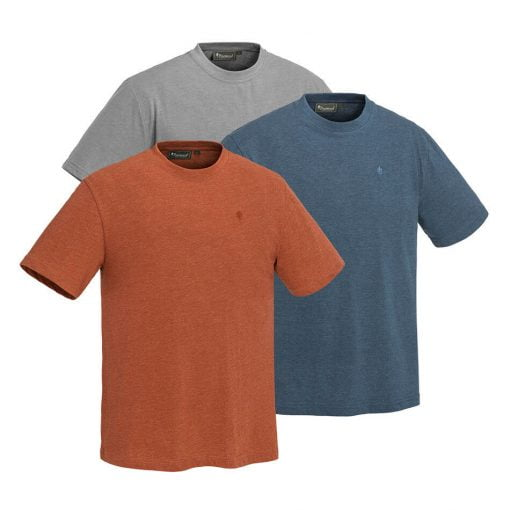 Pinewood 3-Pack T-Shirt 5448-452