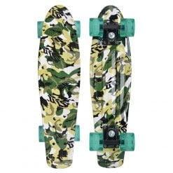 Schildkröt Retro Skateboard FREE SPIRIT 22 510781